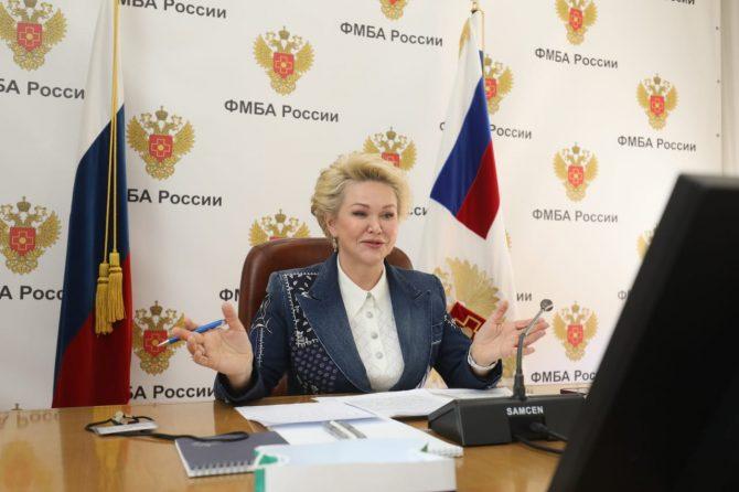 Татьяна Яковлева приняла участие в круглом столе «Реабилитация после COVID-19: курс национальной безопасности»