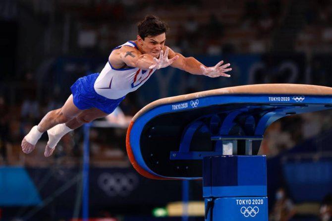 Реабилитация в ФМБА России после разрыва ахиллесова сухожилия помогла Артуру Далалояну взять золото Олимпиады уже через три месяца после травмы