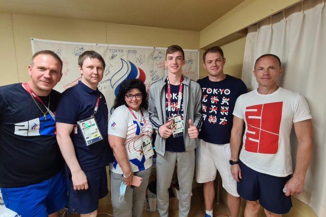 ФМБА России обеспечило медицинское сопровождение российских спортсменов на Олимпиаде в Токио